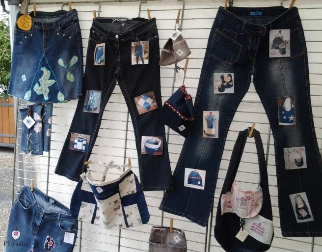 Ce que l'on peut faire avec un jean